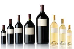 vino, botellas de vino, tamaño botellas vino