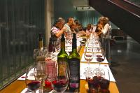 Bodegas Portia, taller aroma vino