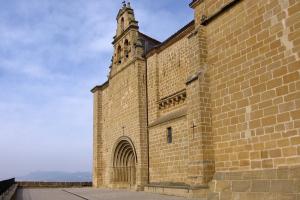 Románico en Alava, Laguardia, Ermita Santo Cristo