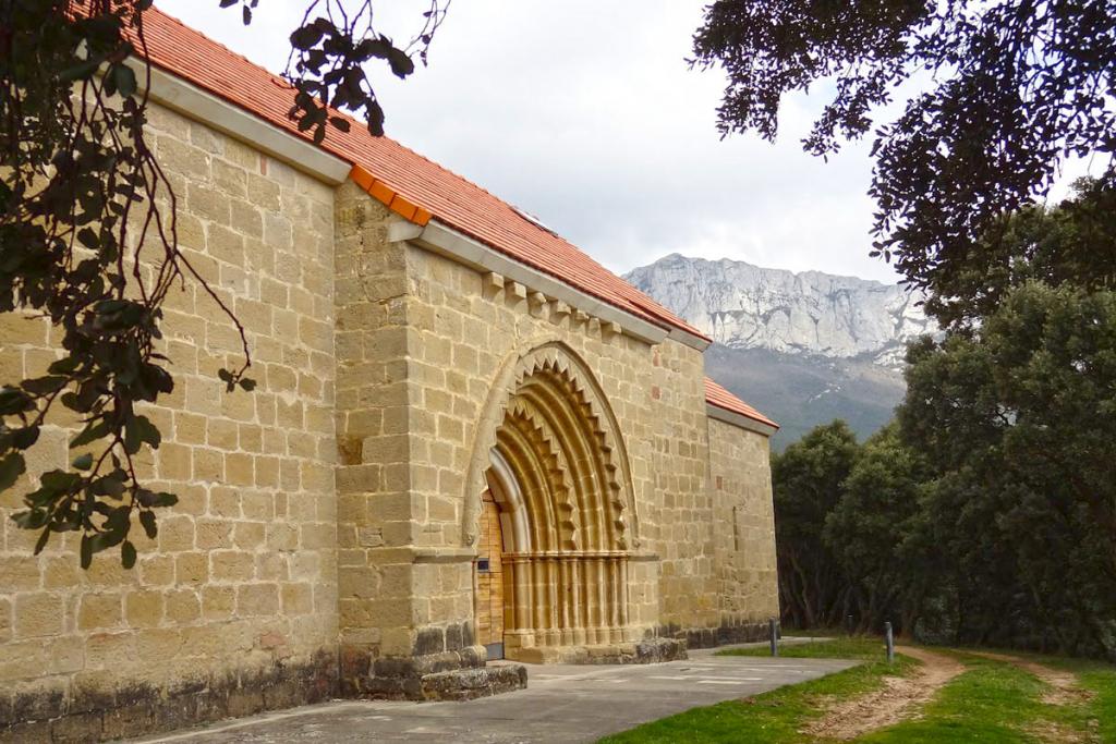 Románico en Alava, Santa Maria Berberana