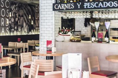 bares y tapas barrio Chamberí, restaurante Candeli