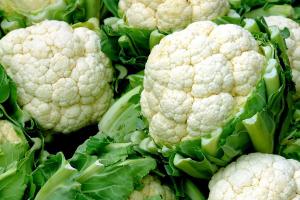 Pueblos y verdura, Calahorra, coliflor