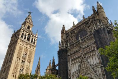 Vinos por Sevilla, Catedral y Giralda