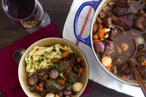 Setas y vino, maridar platos gastronomia setas y vino