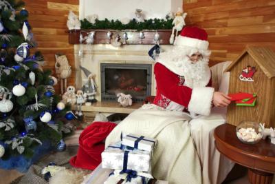 Regalos Navidad winelovers, Papa Noel