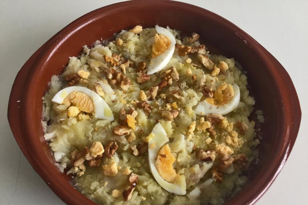 Gastronomía Manchega, Atascaburras