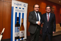Futbol y vino, Bodegas Campillo y Real Sociedad