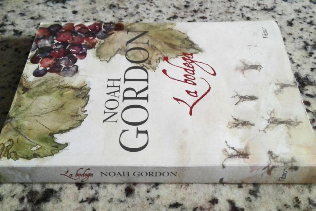 Literatura y vino, La Bodega, Noah Gordon
