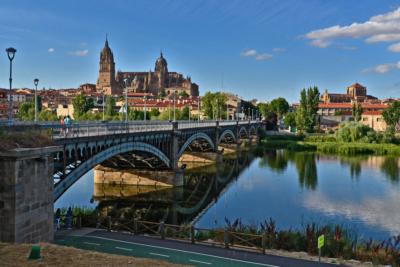 Salamanca, De vinos por Salamanca