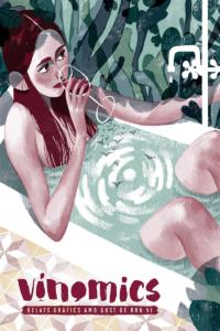 Literatura y vino, Vinomics