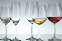 Zwiesel, Copas de vino