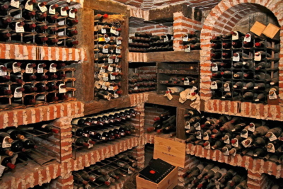 De vinos fuera de la M-30, Casa Pedro