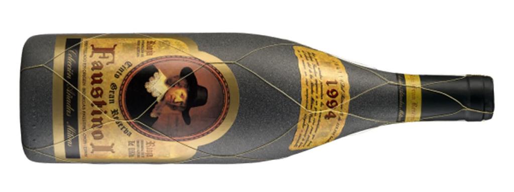 San Valentin, vinos Faustino I, Bodega Fasutino