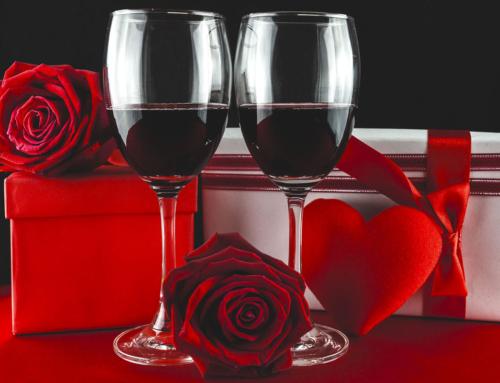 San Valentin, descorchar, compartir y disfrutar