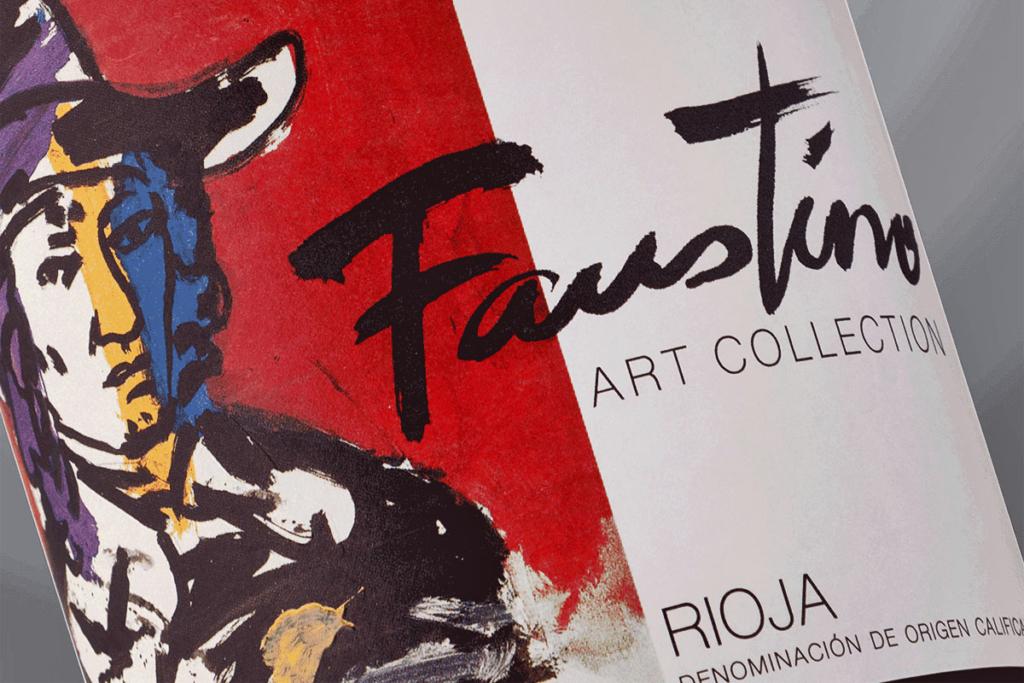 Faustino Art Collection, Nueva etiqueta Willy Ramos