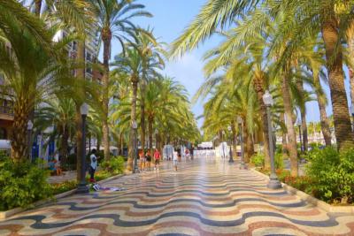 De vinos por Alicante