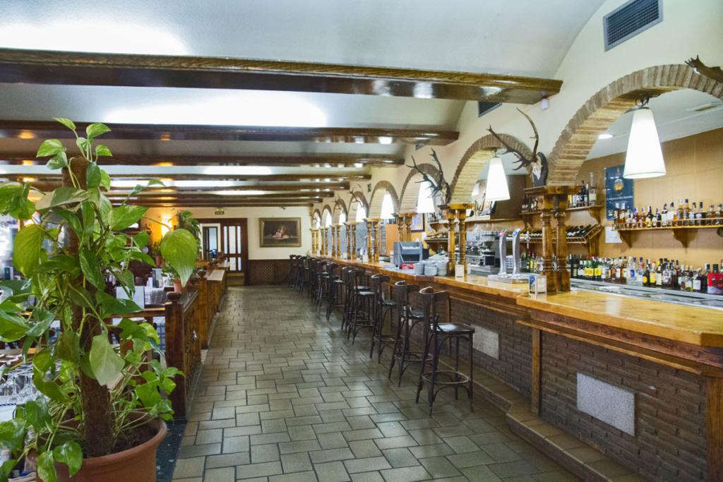 De vinos por los alrededores de Madrid, El Torreón, El Pardo