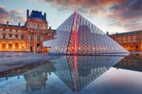 Arte y vino en Museo del Louvre