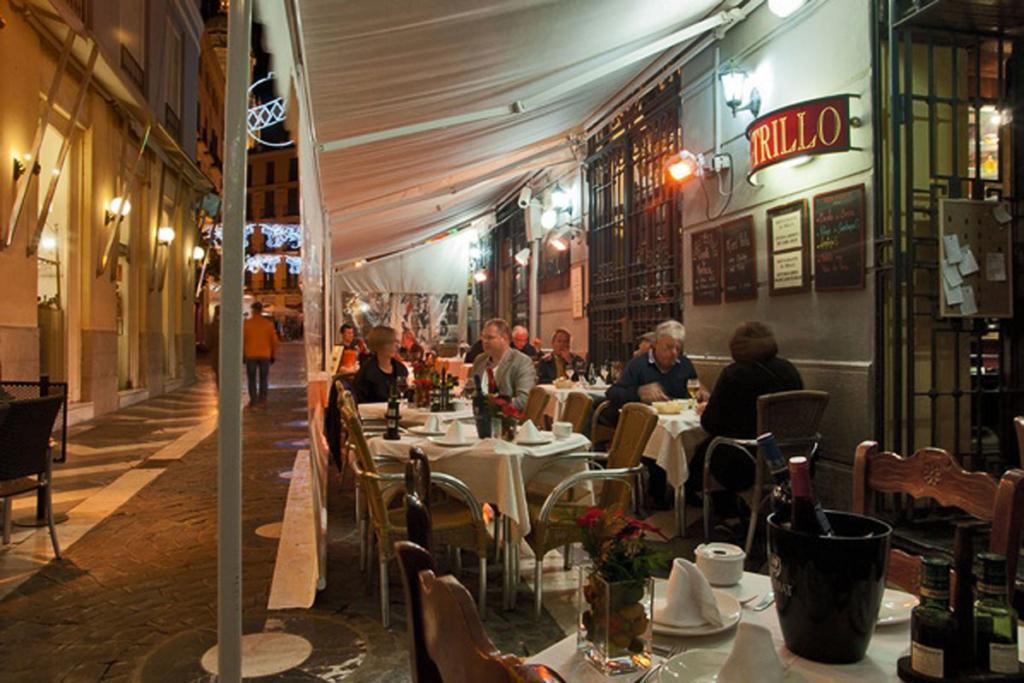 De vinos por Málaga en Semana Santa, Restaurante El Trillo