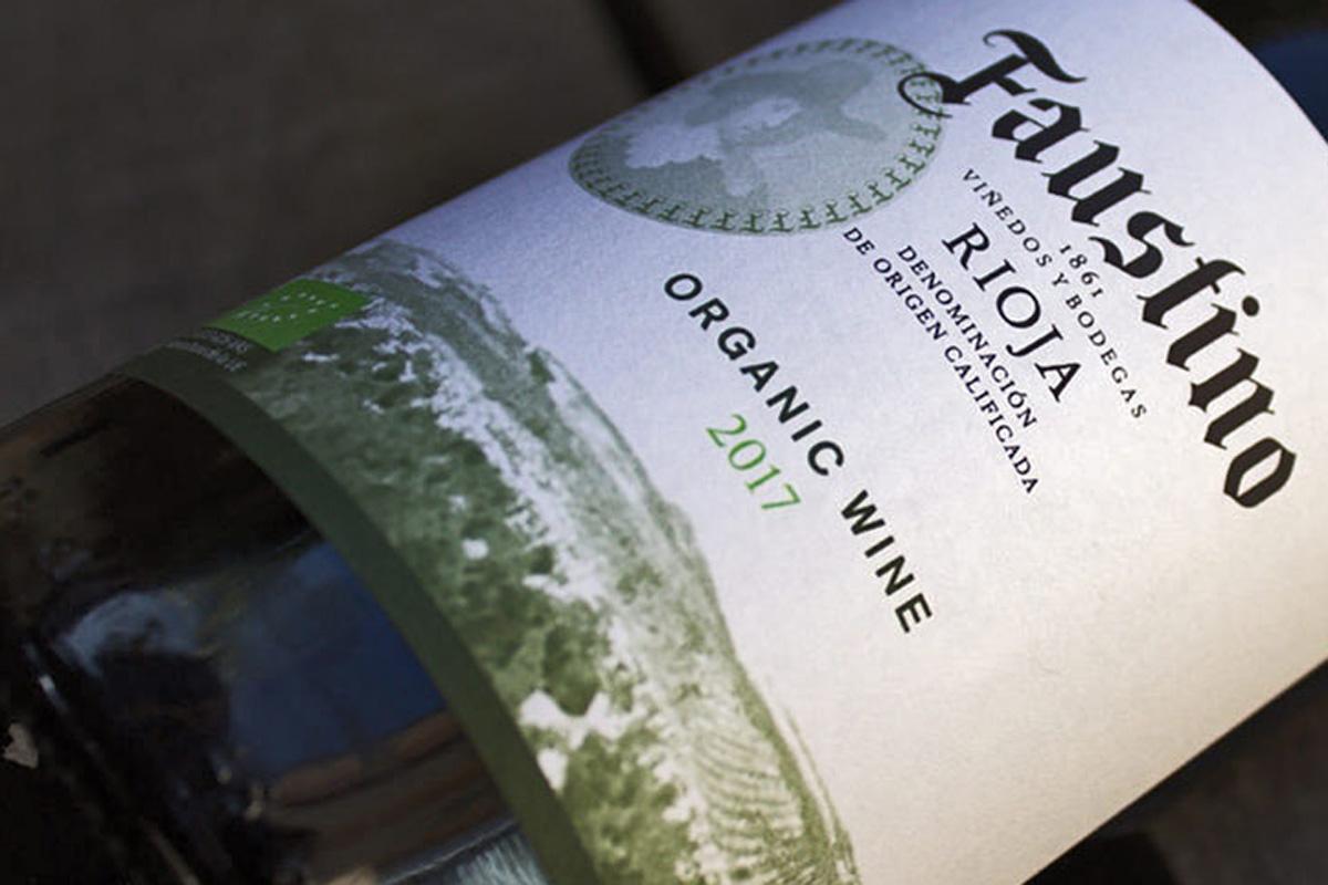 Faustino Organic, orgánico, elegante y delicioso