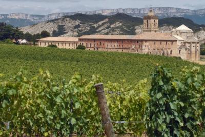 Navarra Slow Drive, Los Arcos, Ayegui, Monasterio de Irache