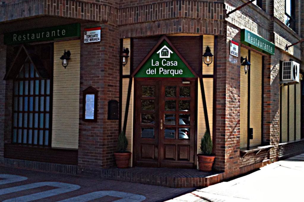 De vinos por Gijón, La Casa del Parque