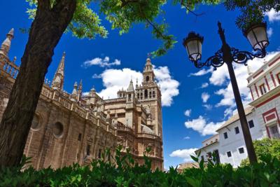 Sevilla primavera o Semana Santa