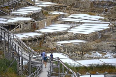 Ruta álava, Valle Salado Añana