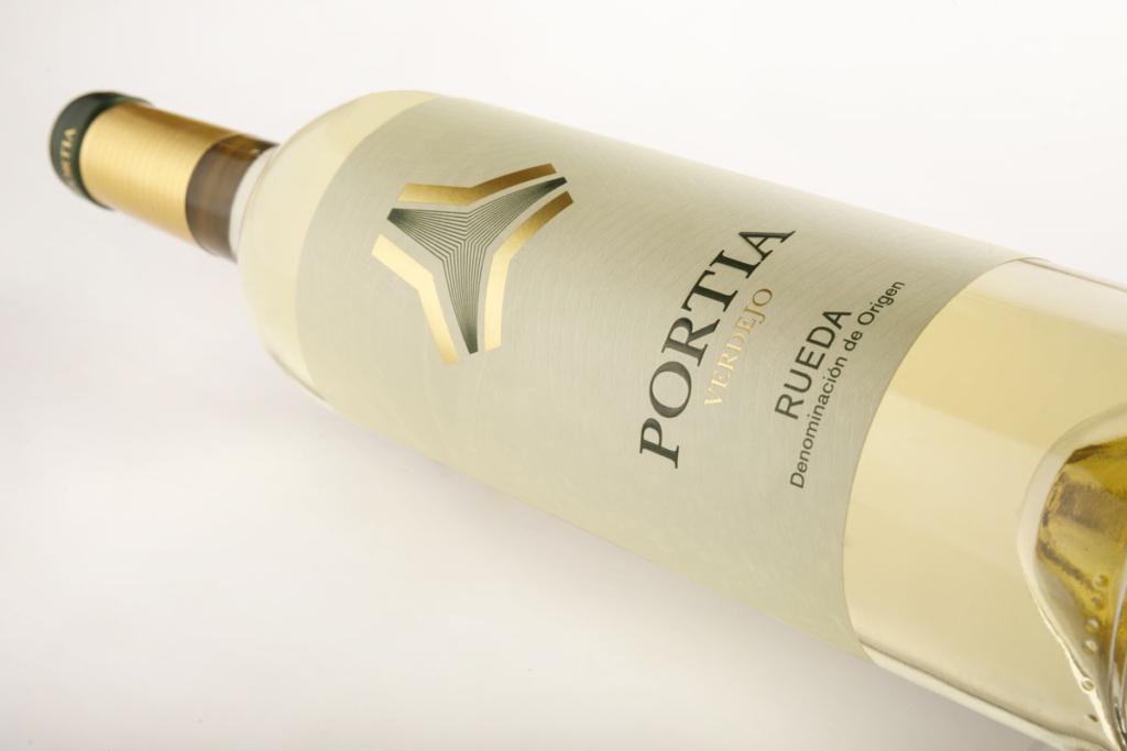 Made in Burgos y vinos Portia, Portia Verdejo