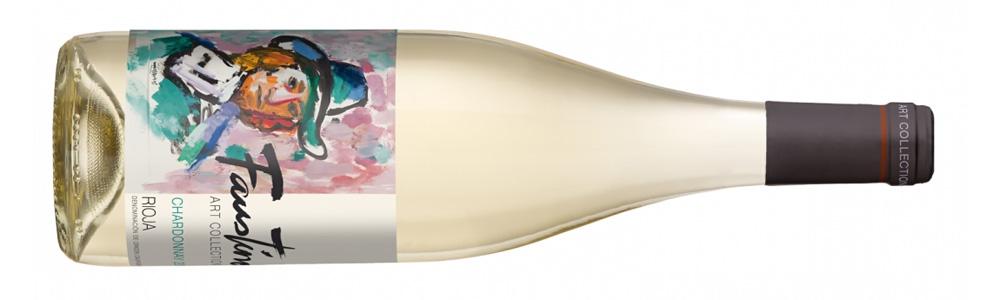 Tres vinos para la playa, Faustino Art. Collection Chardonnay