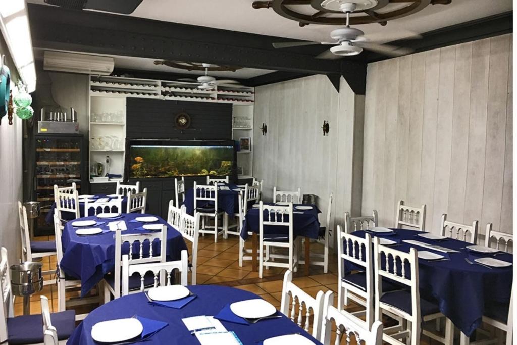 De vinos por Cáceres, Restaurante La Marina