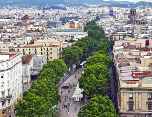 De vinos por Barcelona, barrio 08021