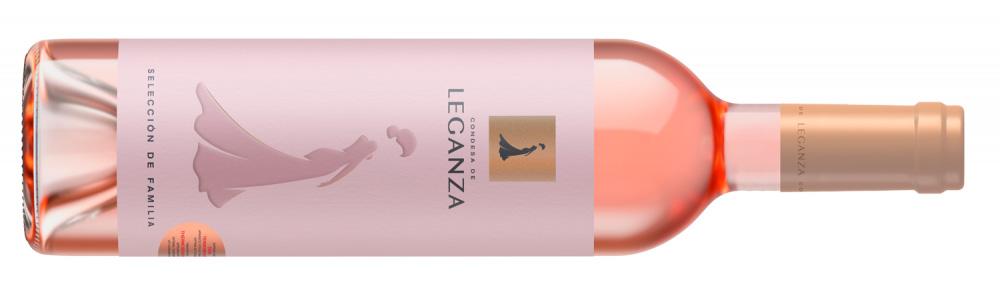 Tres vinos para la playa, Leganza seleccion de familia