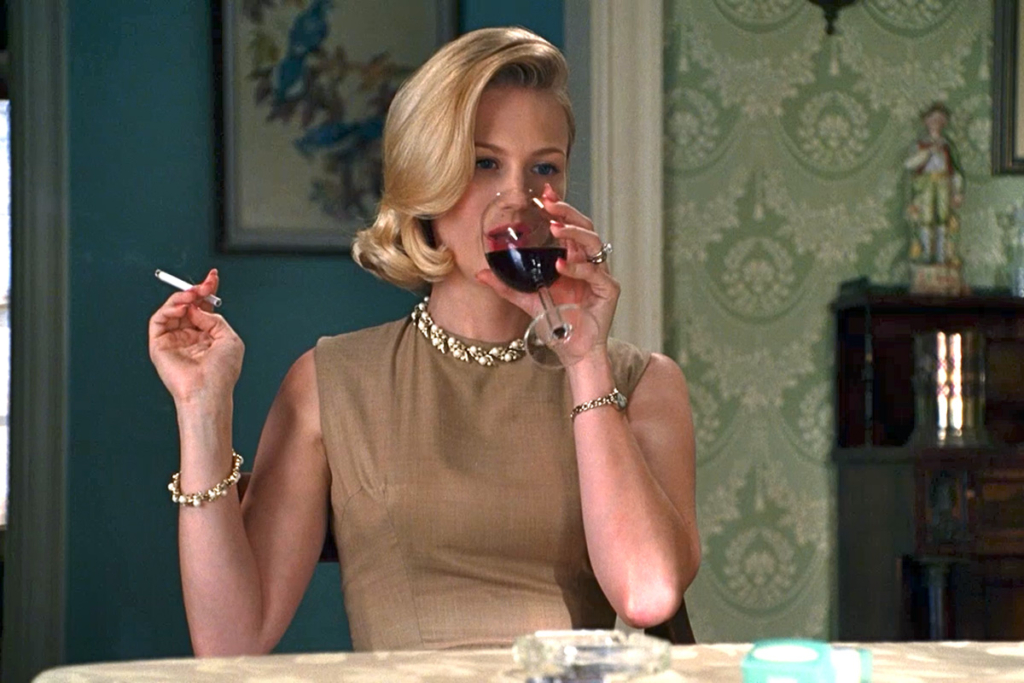 Las series y el vino, Mad Men