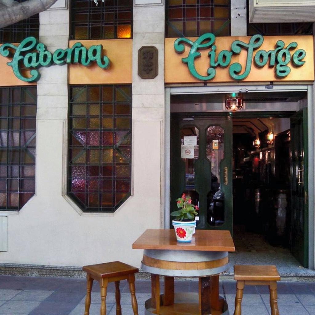 De vinos por Zaragoza, Taberna Tío Jorge