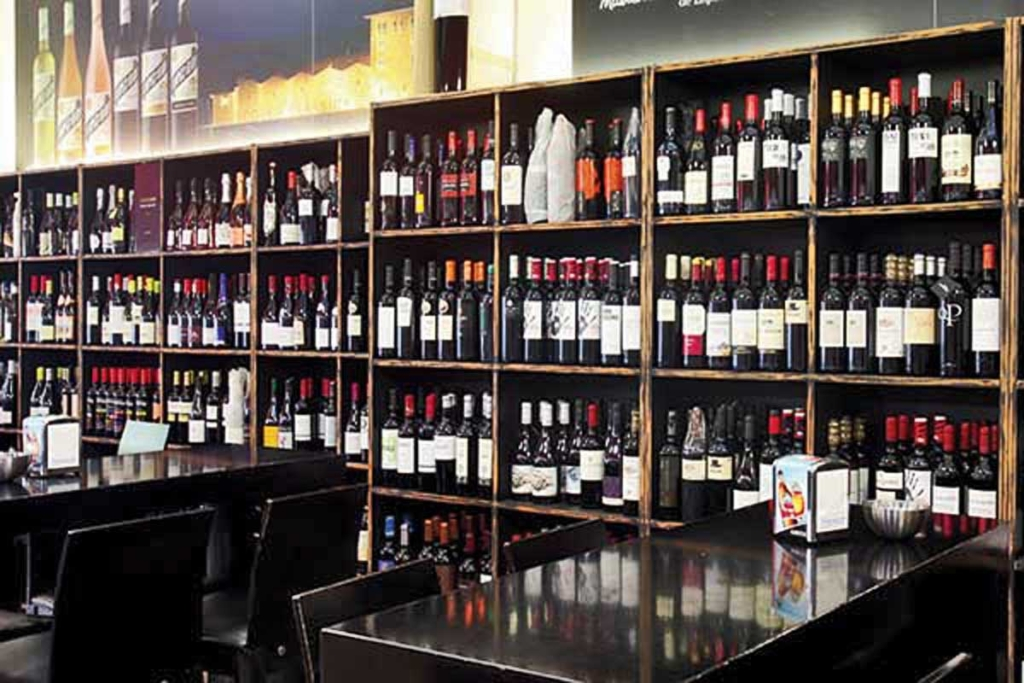 De vinos por Vigo, Vinoteca El Yate