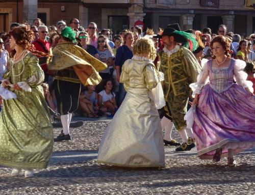 Fiestas en el Duero
