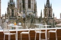 Días de terraza y vinos, Restaurante Hotel Colon, Barcelona