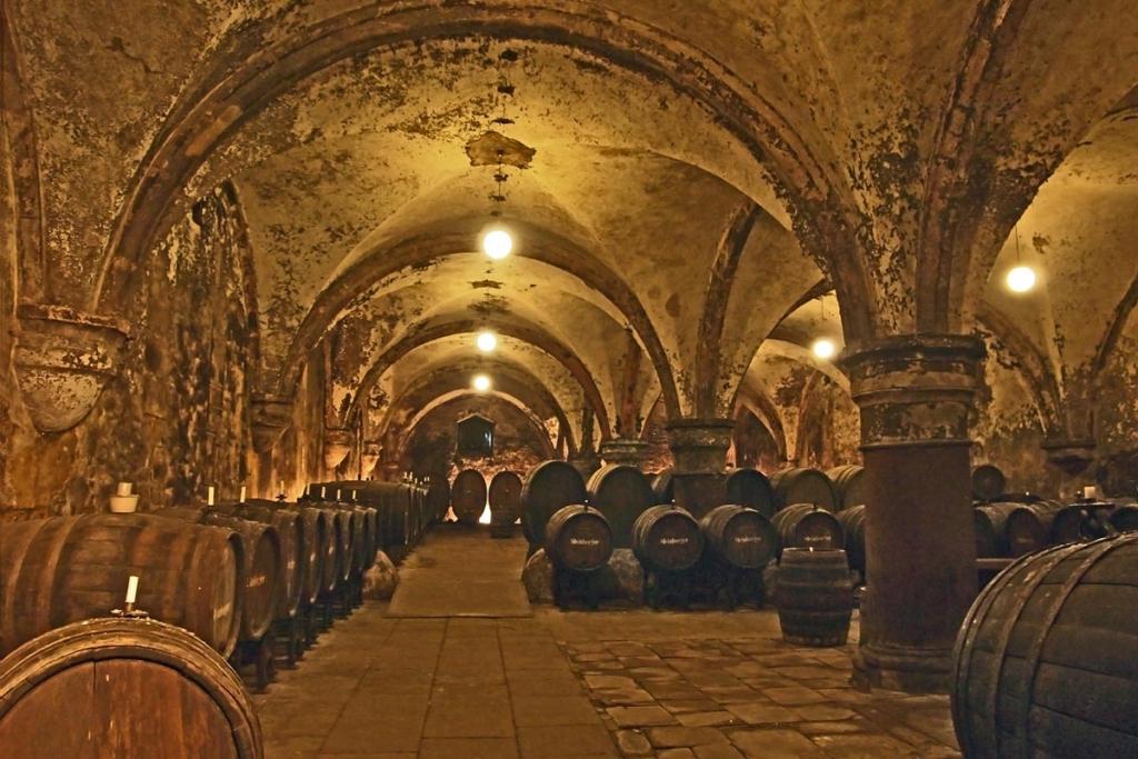 Monasterios, Historia y vino, Monasterio Eberbach
