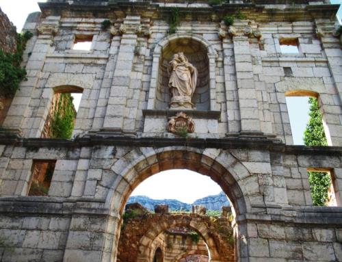 Monasterios, historia y vino