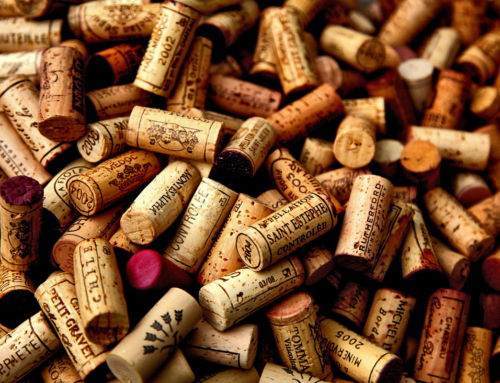 Tipos de tapones botellas de vino