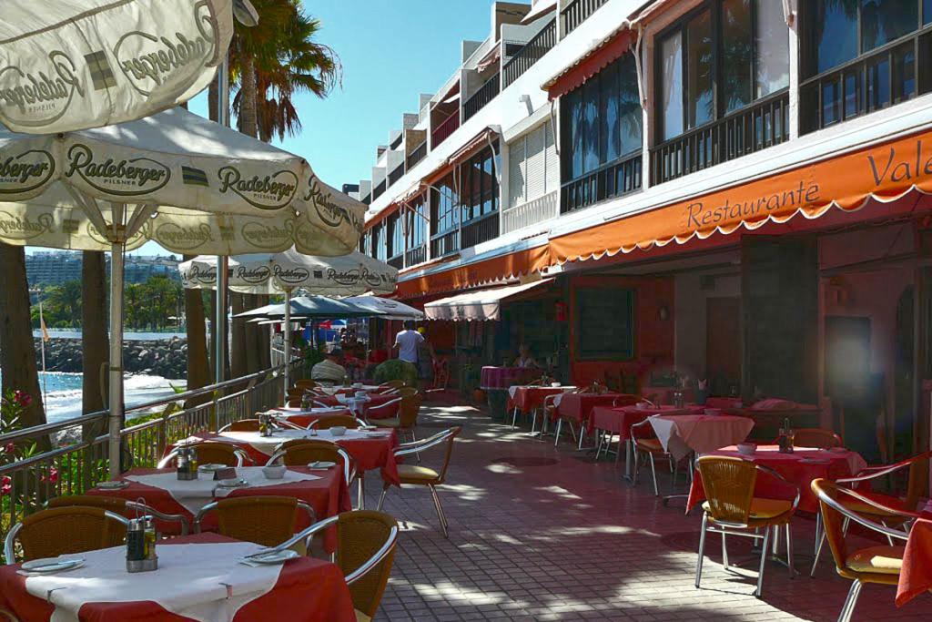 Chiringuitos en Canarias, Restaurante Valentino