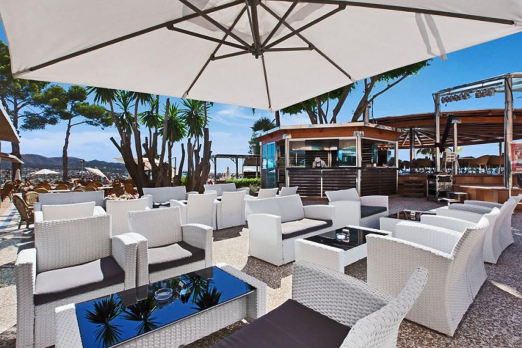 Mallorca, Beach Bar Paraiso