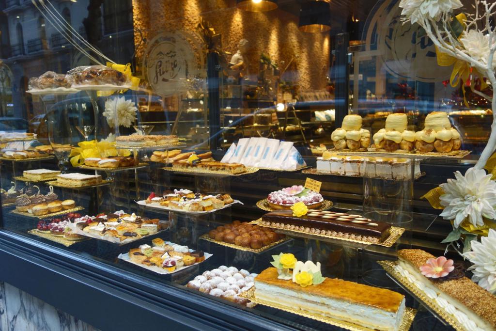 Pastelerias de Bilbao, vino y chocolate, Pastelería La Suiza