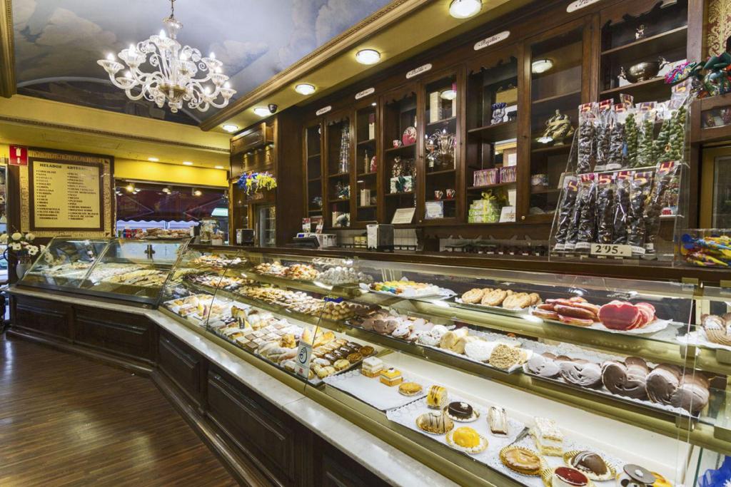Pastelerias de Bilbao, vino y chocolate, Pastelería Urrestarazu