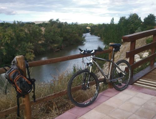 Senda del Duero, julio, calor y el otro Tour