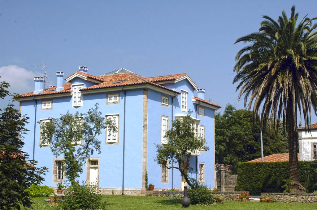 Hoteles rurales para volver, La Casona Azul