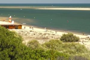 Chiringuitos en Huelva, Playa Parque Natural Río Piedras