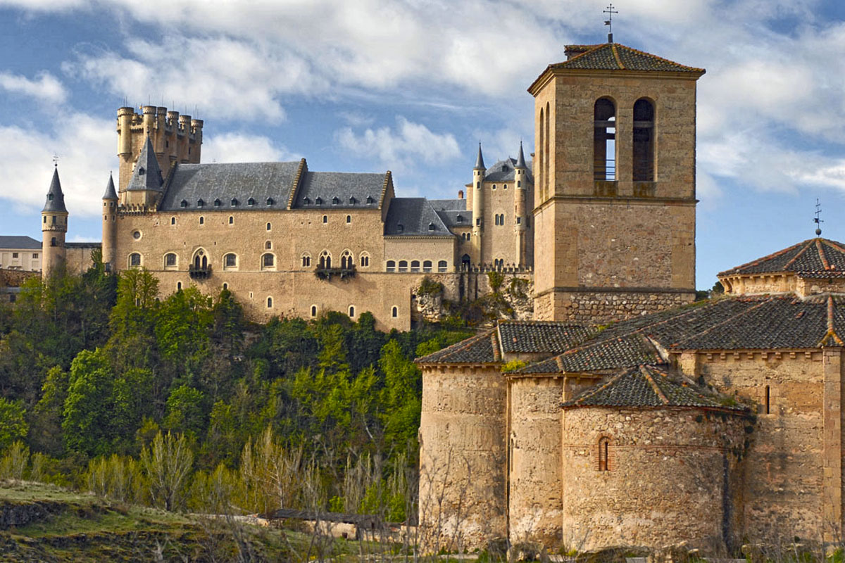 Segovia bien vale una escapada