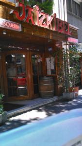 08013 Barcelona en código Faustino, Jaizkibel
